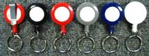 RT-03 Retractable Reels with Key-Rings(Keyrings)